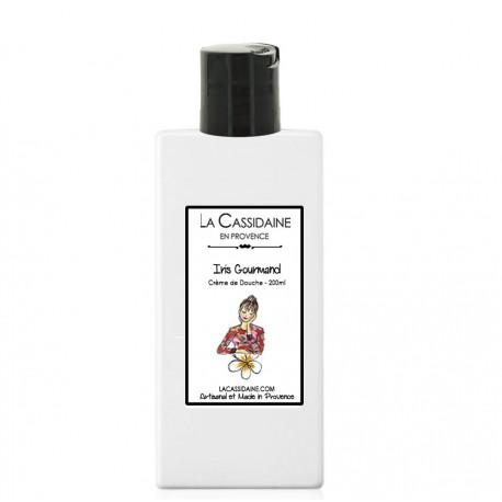Iris Gourmand - Crème de douche