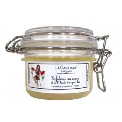 Exfoliant sucre - Parfum coquelicot
